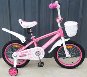 "Велосипед 12"" BIBITU мод. TURBO цвет Розовый"